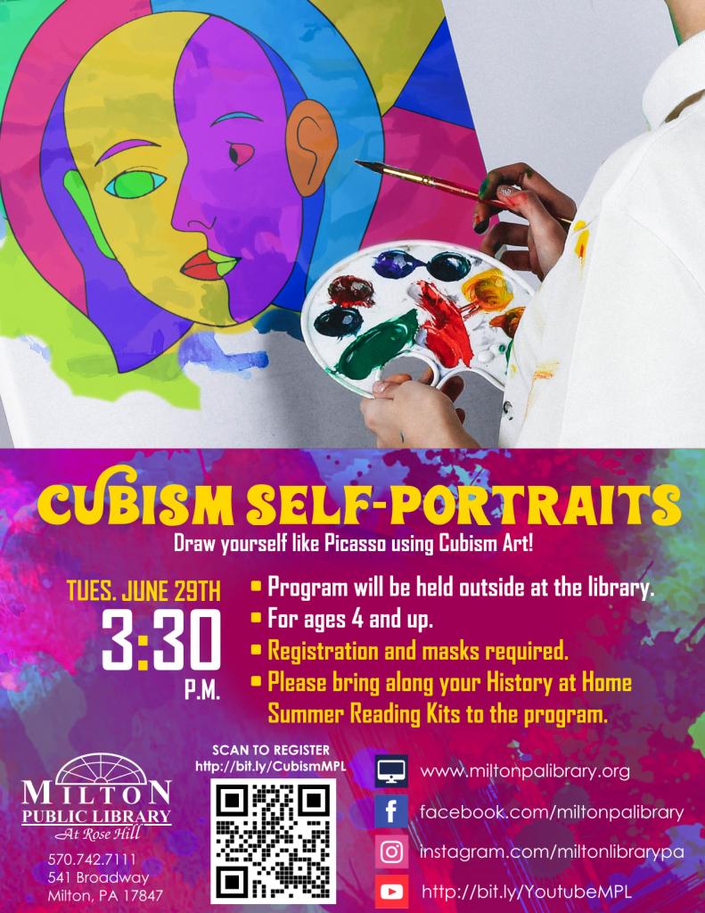 Cubism Self-Portraits