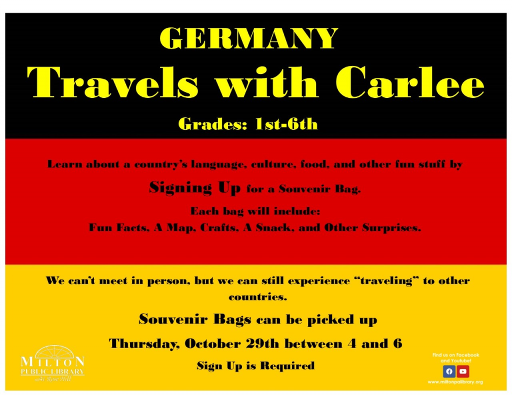Travels with Carlee - Germany