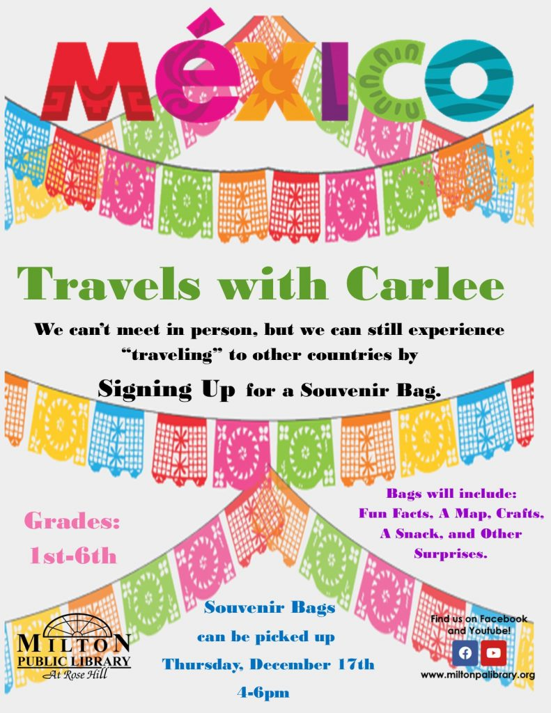 Travels with Carlee - Mexico