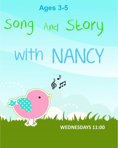 song and story poster