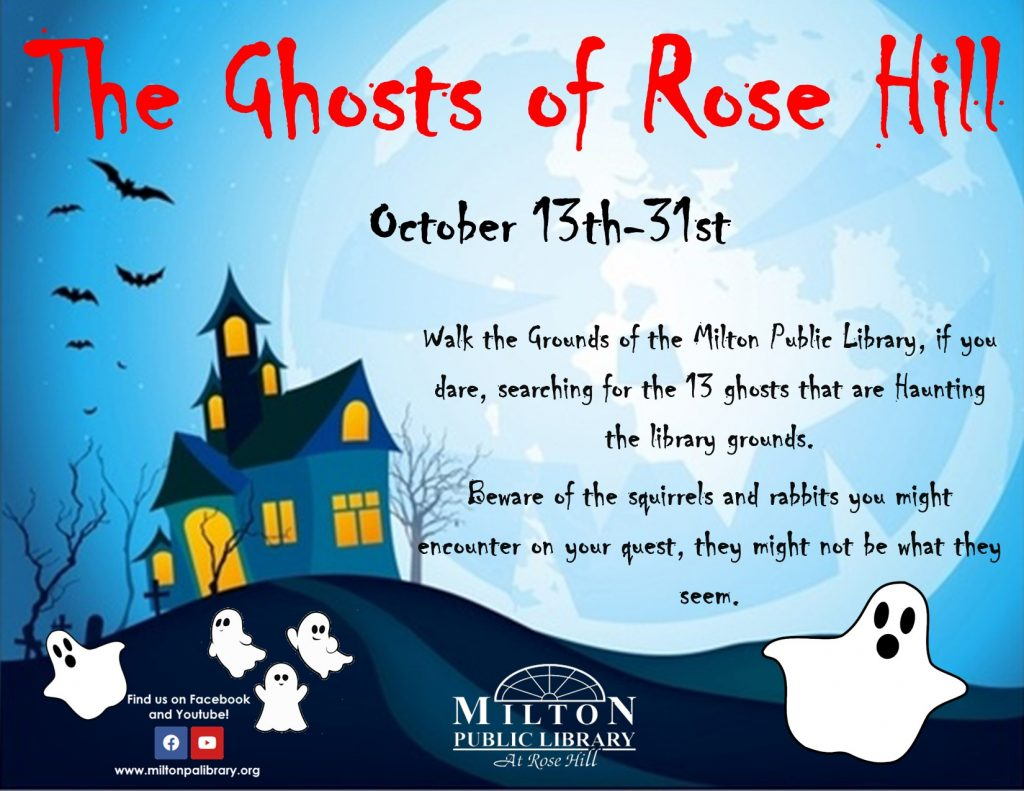 The Ghosts of Rose Hill